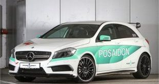 Posaidon Mercedes A45 AMG RS485 500PS Chiptuning 1 1 e1469876123404 310x165 POSAIDON GT RS 830+ Mercedes Benz AMG GT R mit 900 PS
