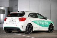 Posaidon Mercedes A45 AMG RS485 500PS Chiptuning 2 190x127 Da geht noch was   Posaidon Mercedes A45 AMG RS485+ mit 500PS