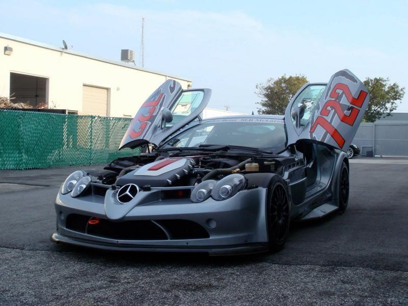 RENNtech 199 - Mercedes-Benz SLR 722 GT Tuning (3)