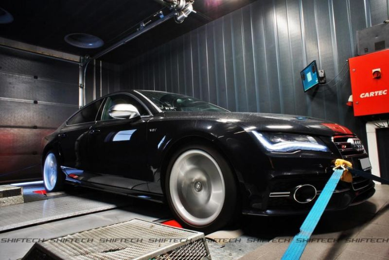 RS7 Power Chiptuning Shiftech Audi S7 4 8 RS7 Power im Shiftech Audi S7 4.0TFSI dank Chiptuning