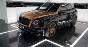 STARTECH Widebody Kit Bentley Bentayga SUV 1 2 310x165 Range Rover Sport Facelift mit Widebody Kit by STARTECH