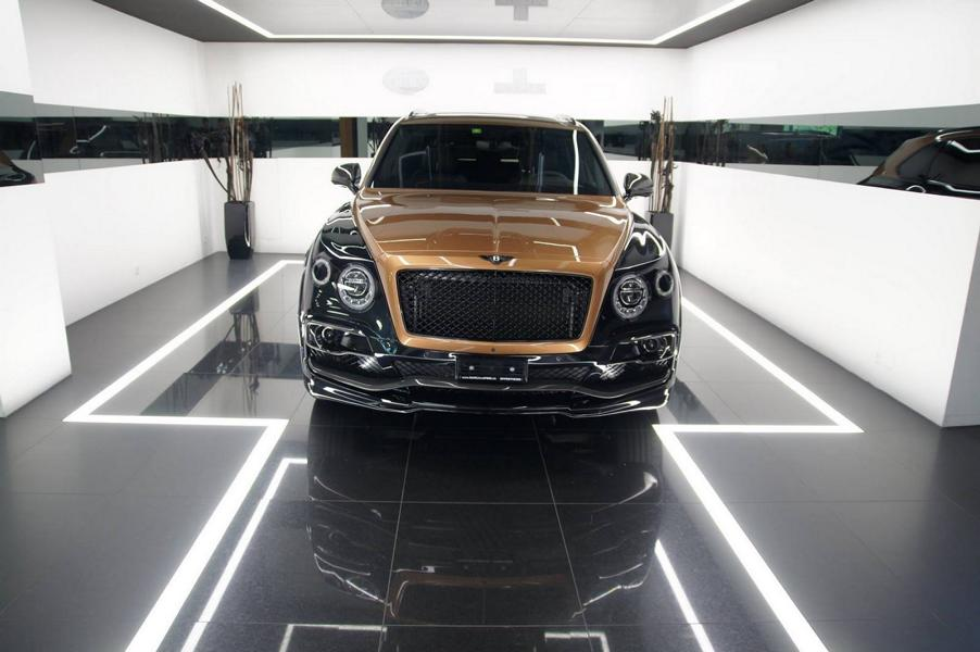 STARTECH Widebody Kit Bentley Bentayga SUV 3 2 STARTECH Widebody Kit für das neue Bentley Bentayga SUV