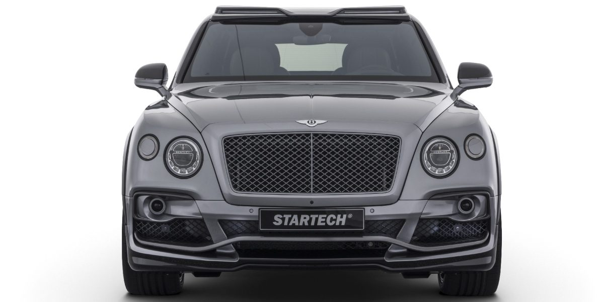 STARTECH Widebody Kit Bentley Bentayga SUV Tuning 1 STARTECH Widebody Kit für das neue Bentley Bentayga SUV
