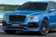 STARTECH Widebody Kit Bentley Bentayga SUV Tuning 2016 6 190x127 STARTECH Widebody Kit für das neue Bentley Bentayga SUV