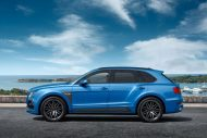STARTECH Widebody Kit Bentley Bentayga SUV Tuning 2016 8 190x127 STARTECH Widebody Kit für das neue Bentley Bentayga SUV