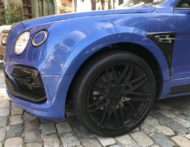STARTECH Widebody Kit Bentley Bentayga SUV Tuning 3 1 190x147 STARTECH Widebody Kit für das neue Bentley Bentayga SUV
