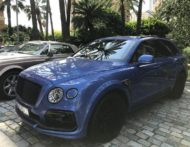 STARTECH Widebody Kit Bentley Bentayga SUV Tuning 5 190x147 STARTECH Widebody Kit für das neue Bentley Bentayga SUV