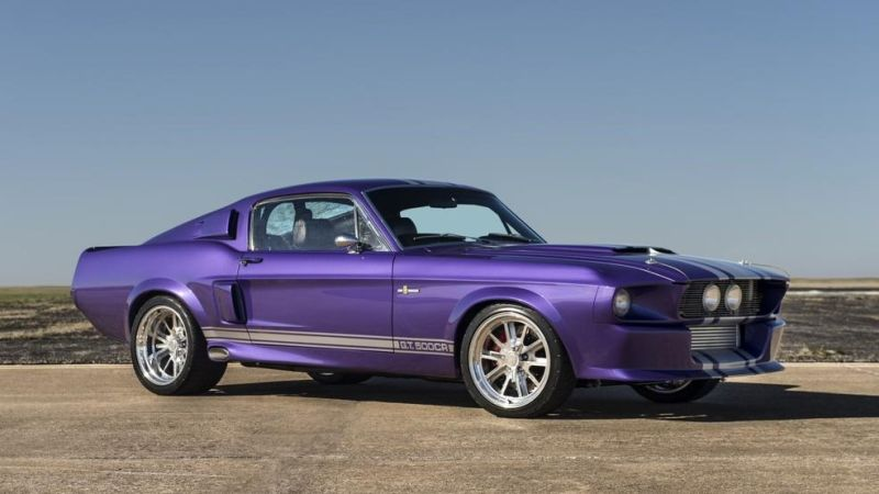 Shelby GT500CR 900S Classic Recreations Restomod Tuning 2016 1 Fotostory: Shelby GT500CR 900S von Classic Recreations
