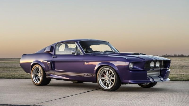 Shelby GT500CR 900S Classic Recreations Restomod Tuning 2016 (11)