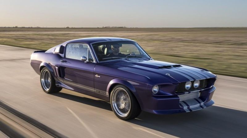 Shelby GT500CR 900S Classic Recreations Restomod Tuning 2016 (14)