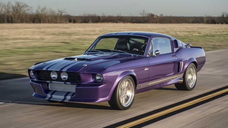 Shelby GT500CR 900S Classic Recreations Restomod Tuning 2016 2 Fotostory: Shelby GT500CR 900S von Classic Recreations