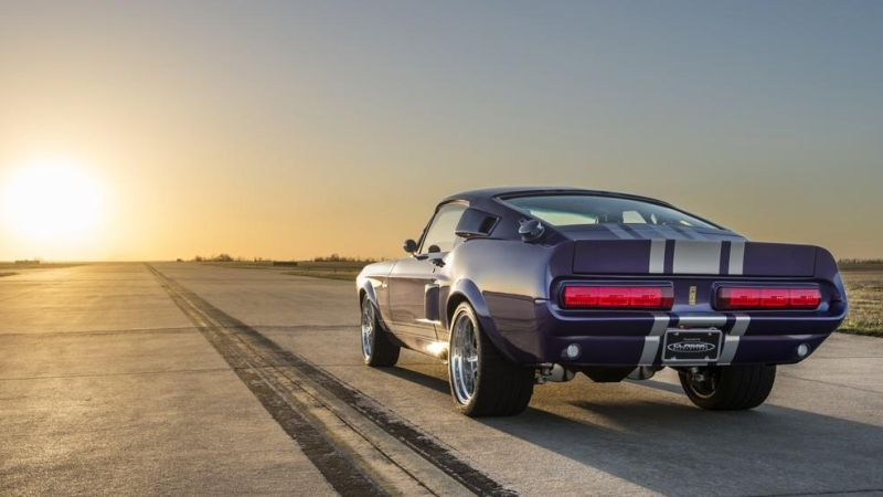 Shelby GT500CR 900S Classic Recreations Restomod Tuning 2016 (4)