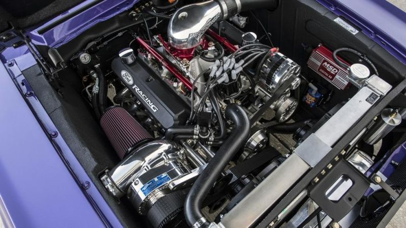 Shelby GT500CR 900S Classic Recreations Restomod Tuning 2016 (42)
