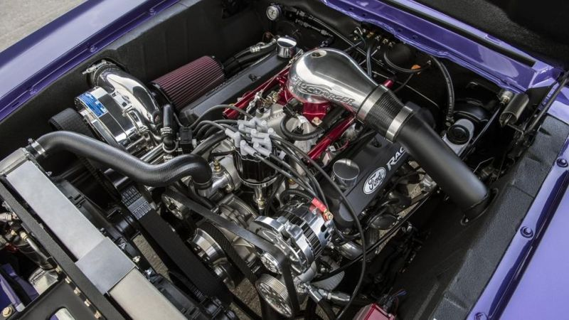 Shelby GT500CR 900S Classic Recreations Restomod Tuning 2016 (43)