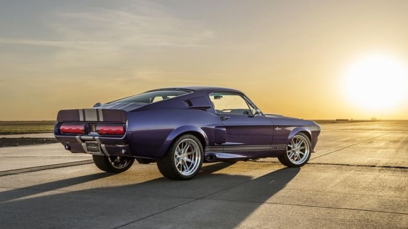 Shelby GT500CR 900S Classic Recreations Restomod Tuning 2016 (5)