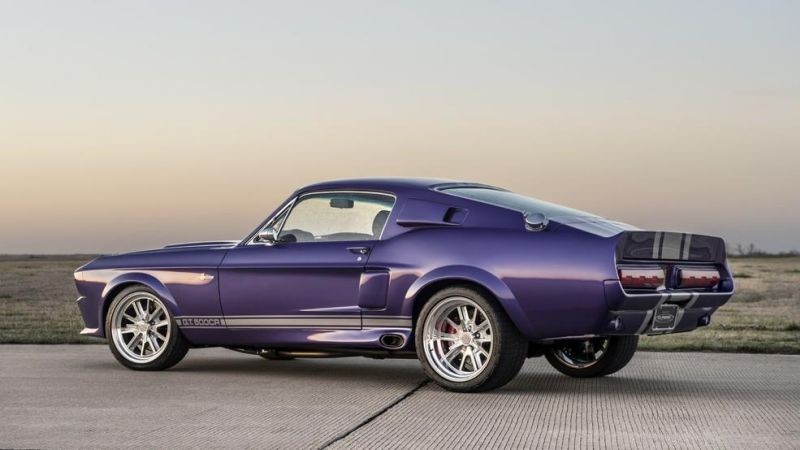 Shelby GT500CR 900S Classic Recreations Restomod Tuning 2016 (7)
