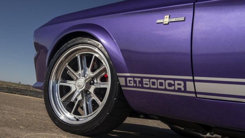 Shelby GT500CR 900S Classic Recreations Restomod Tuning 2016 (8)