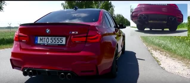 Soundcheck Tuning BMW M Performance Auspuff M3 F80 Video: Soundcheck   BMW M Performance Auspuff am M3 F80