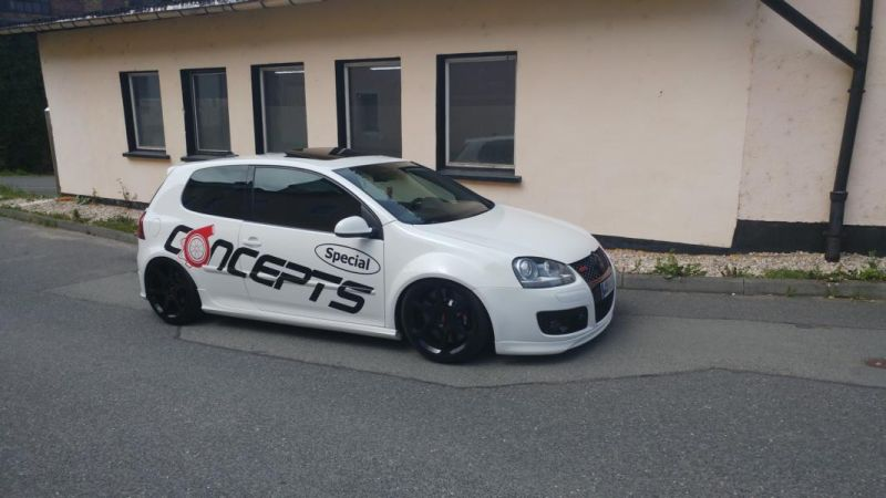 Special Concepts VW Golf MK5 tuning  (6)