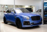 Startech Bentley Bentayga 23 Zoll Tuning 1 190x127 STARTECH Widebody Kit für das neue Bentley Bentayga SUV