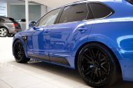 Startech Bentley Bentayga 23 Zoll Tuning 2 190x127 STARTECH Widebody Kit für das neue Bentley Bentayga SUV