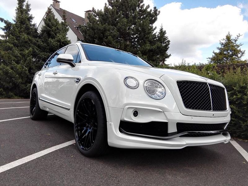 Startech Bentley Bentayga Bodykit Tuning 2 STARTECH Widebody Kit für das neue Bentley Bentayga SUV