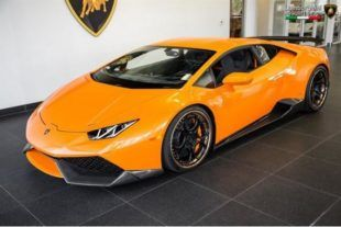 Supercharged-Lamborghini Huracan Kompressor VF Engineering 805PS Tuning (2)