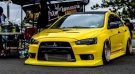Tuning BBS Mitsubishi Evolution Lancer Widebody Turbo Gewinde EVO 1567 135x74 Fotostory: Über 1.500 Mitsubishi Evolution Tuning Bilder