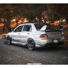 Tuning BBS Mitsubishi Evolution Lancer Widebody Turbo Gewinde EVO 24 135x135 Fotostory: Über 1.500 Mitsubishi Evolution Tuning Bilder