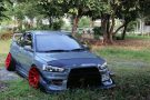 Tuning BBS Mitsubishi Evolution Lancer Widebody Turbo Gewinde EVO 26 135x90 Fotostory: Über 1.500 Mitsubishi Evolution Tuning Bilder