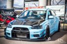 Tuning BBS Mitsubishi Evolution Lancer Widebody Turbo Gewinde EVO 53 135x90 Fotostory: Über 1.500 Mitsubishi Evolution Tuning Bilder