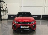 Urban Automotive Range Rover Evoque 2016 Tuning Bodykit 3 190x142 Dezentes SUV   Urban Automotive Range Rover Evoque