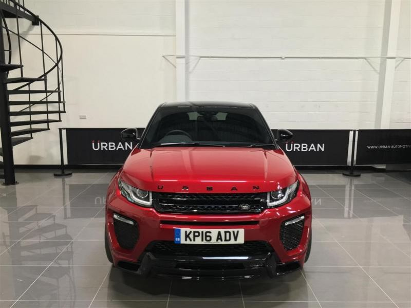 Urban Automotive Range Rover Evoque 2016 Tuning Bodykit 3 Dezentes SUV   Urban Automotive Range Rover Evoque