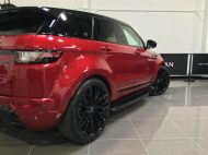 Urban Automotive Range Rover Evoque 2016 Tuning Bodykit 4 190x142 Dezentes SUV   Urban Automotive Range Rover Evoque