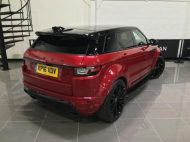 Urban Automotive Range Rover Evoque 2016 Tuning Bodykit 6 190x142 Dezentes SUV   Urban Automotive Range Rover Evoque