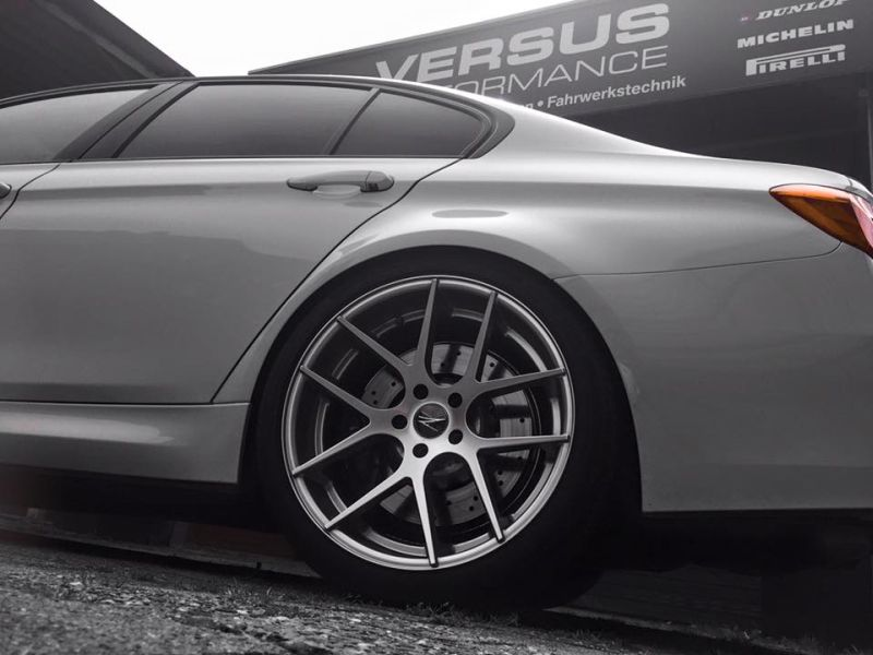 Versus Performance BMW M3 F80 540PS Chiptuning Z Performance 1 Versus Performance BMW M3 F80 mit 540PS & 20 Zöllern