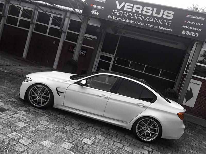 Versus Performance BMW M3 F80 540PS Chiptuning Z Performance 3 Versus Performance BMW M3 F80 mit 540PS & 20 Zöllern