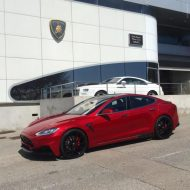 Voltes Design Bodykit Tesla Model S X Tuning Carbon 2016 3 190x190 Voltes Design   Bodykit & mehr für das Tesla Model S
