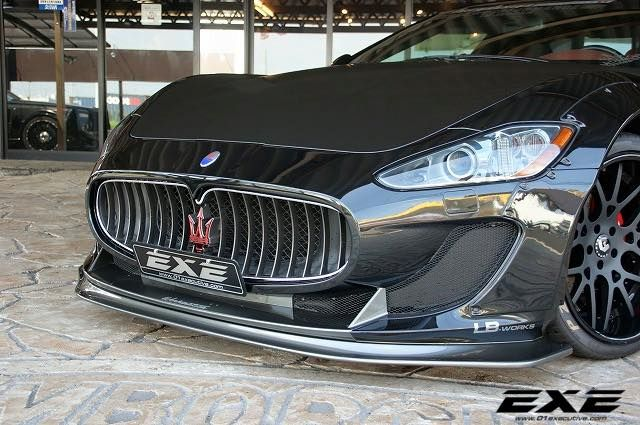 Widebody Maserati GranTurismo by 01Executive EXE Tuning 2 Exot   Widebody Maserati GranTurismo by 01Executive (EXE)