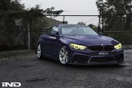 iND Distribution BMW M4 F82 Coupe Purple Tuning BBS KW Carbon 1 1 190x127 Fotostory: überarbeitet   iND Distribution BMW M4 F82 Coupe