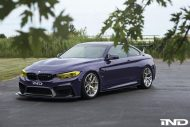 iND Distribution BMW M4 F82 Coupe Purple Tuning BBS KW Carbon 11 190x127 Fotostory: überarbeitet   iND Distribution BMW M4 F82 Coupe