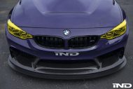 iND Distribution BMW M4 F82 Coupe Purple Tuning BBS KW Carbon 12 190x127 Fotostory: überarbeitet   iND Distribution BMW M4 F82 Coupe