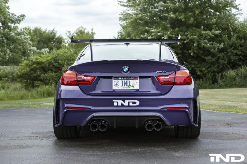 iND Distribution BMW M4 F82 Coupe Purple Tuning BBS KW Carbon 2 Fotostory: überarbeitet   iND Distribution BMW M4 F82 Coupe