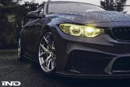 iND Distribution BMW M4 F82 Coupe Purple Tuning BBS KW Carbon 3 1 190x127 Fotostory: überarbeitet   iND Distribution BMW M4 F82 Coupe