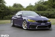 iND Distribution BMW M4 F82 Coupe Purple Tuning BBS KW Carbon 4 190x127 Fotostory: überarbeitet   iND Distribution BMW M4 F82 Coupe