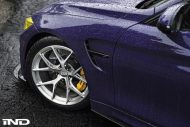 iND Distribution BMW M4 F82 Coupe Purple Tuning BBS KW Carbon 5 1 190x127 Fotostory: überarbeitet   iND Distribution BMW M4 F82 Coupe