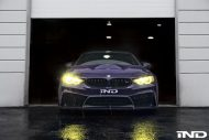 iND Distribution BMW M4 F82 Coupe Purple Tuning BBS KW Carbon 7 1 190x127 Fotostory: überarbeitet   iND Distribution BMW M4 F82 Coupe