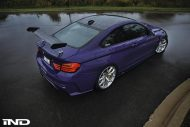 iND Distribution BMW M4 F82 Coupe Purple Tuning BBS KW Carbon 8 1 190x127 Fotostory: überarbeitet   iND Distribution BMW M4 F82 Coupe