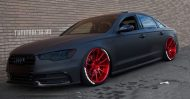 k tuningblog Rendering virtuell Photoshop Audi BMW VW Ford Mercedes Dodge Widebody slammed airride 66 190x99 Audi, VW, BMW, Mercedes & Co.   tuningblog.eu Rendering