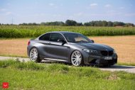 20 Zoll Vossen VFS 1 BMW M2 F87 Coupe Tuning 1 2 190x127 20 Zoll Vossen VFS 1 Felgen am neuen BMW M2 F87 Coupe